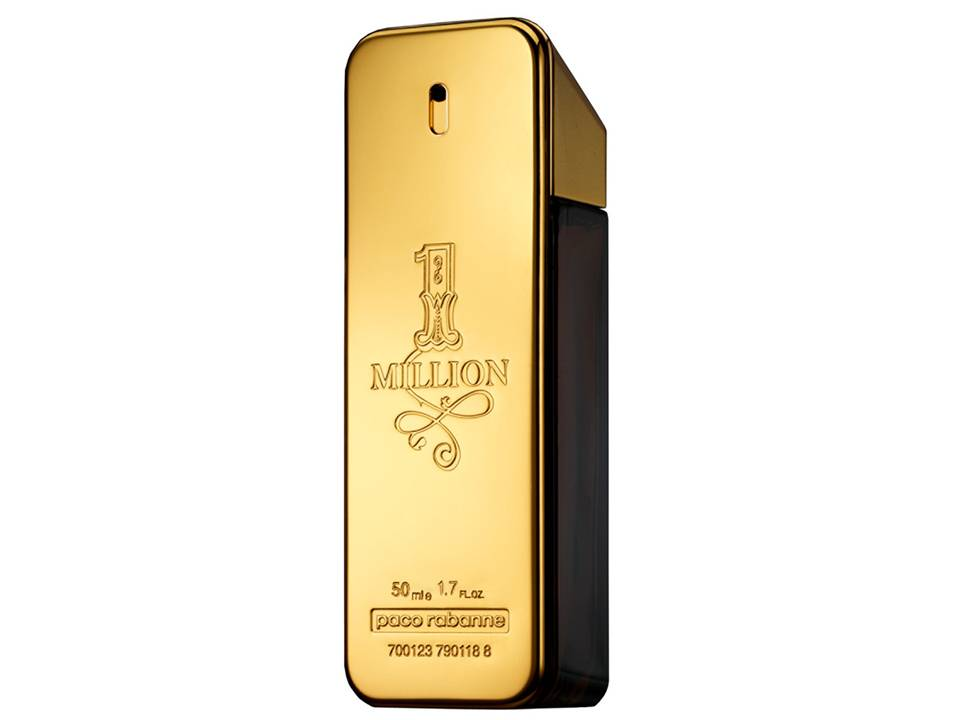 1 Million  Uomo by Paco Rabanne EDT  TESTER 100 ML.