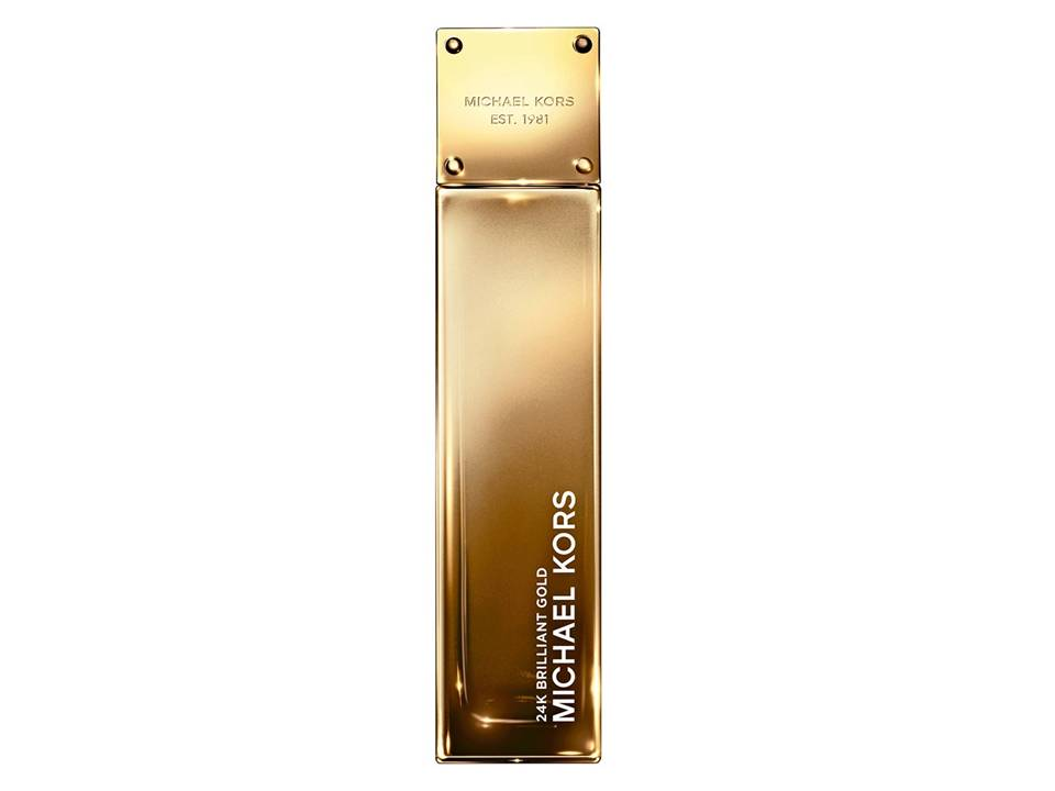 *24K Brilliant Gold Donna by Michael Kors EDP TESTER 100 ML.