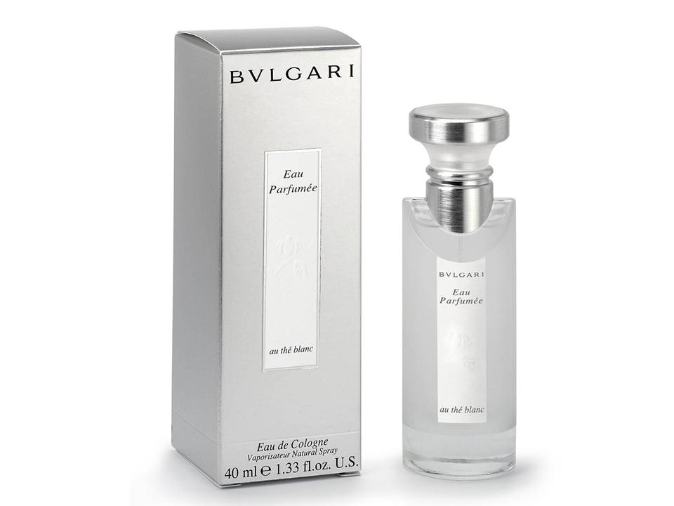 Eau Parfumee au The     BLANC by Bulgari EDC TESTER 75 ML.