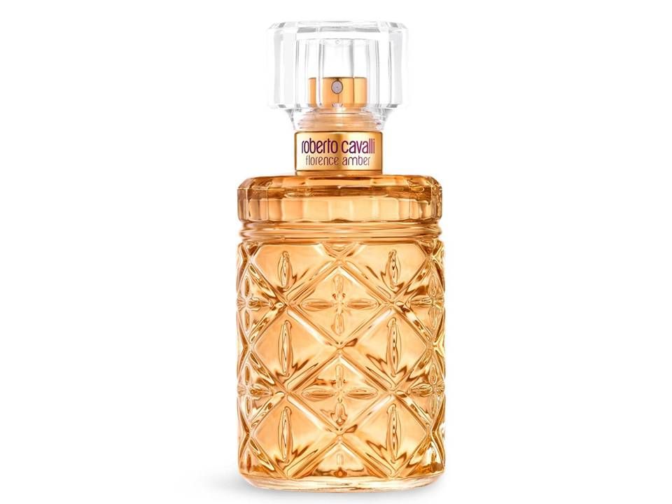 Florence Amber Donna by Roberto Cavalli EDP TESTER 75 ML.