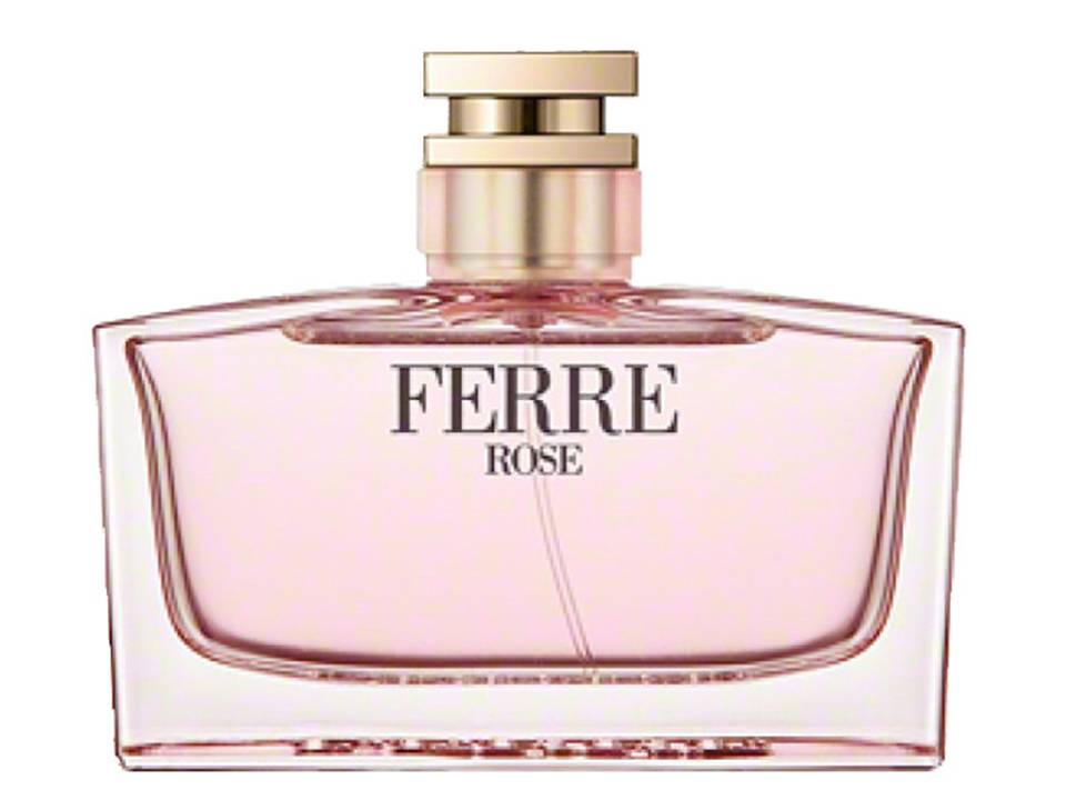 Ferre Rose Donna by Gianfranco Ferre EDT TESTER 100 ML.