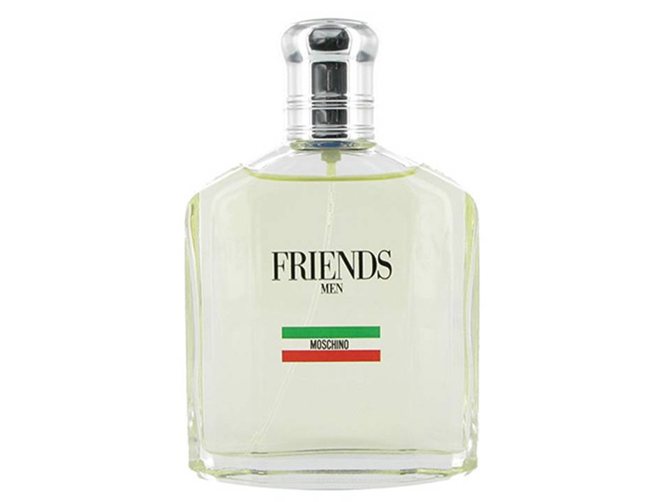 Friends Uomo by Moschino  EDT NO TESTER 75 ML.