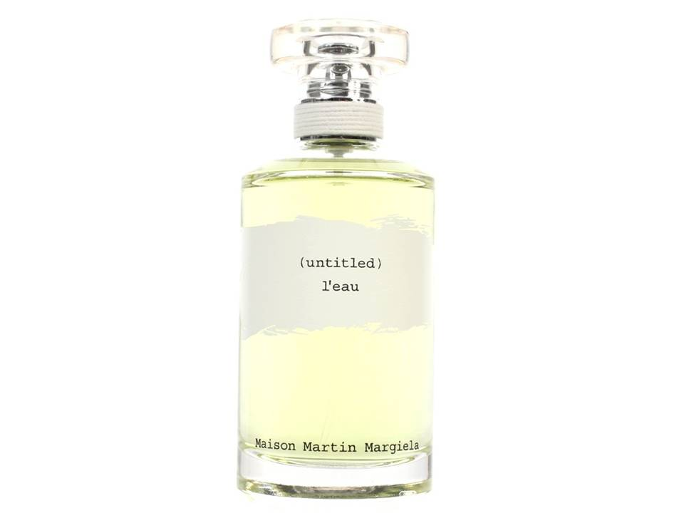 Untitled L'Eau UNISEX by Maison Martin Margiela EDT TESTER 100ML