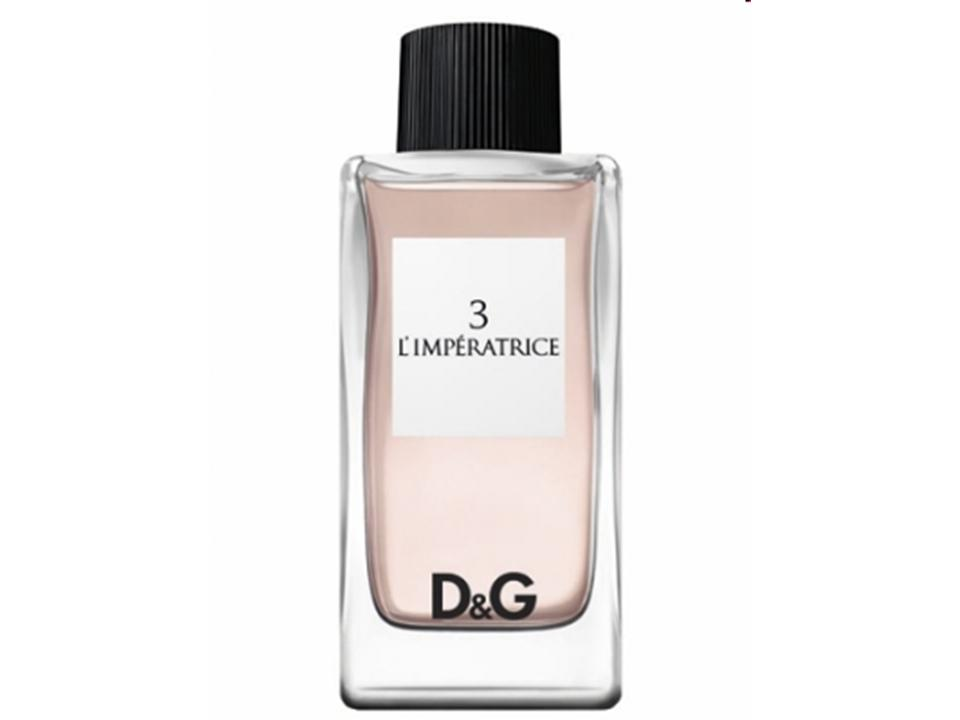 03 - L'Imperatrice for women by D&G EDT TESTER 100 ML.