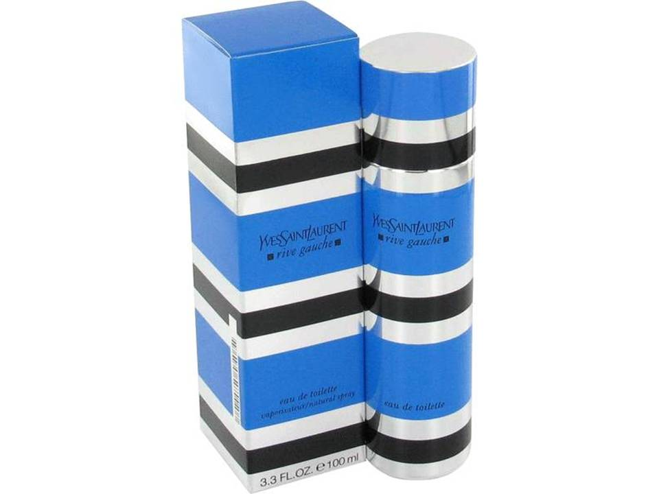 Rive Gauche Donna  by Yves Saint Laurent EDT NO TESTER 50 ML.