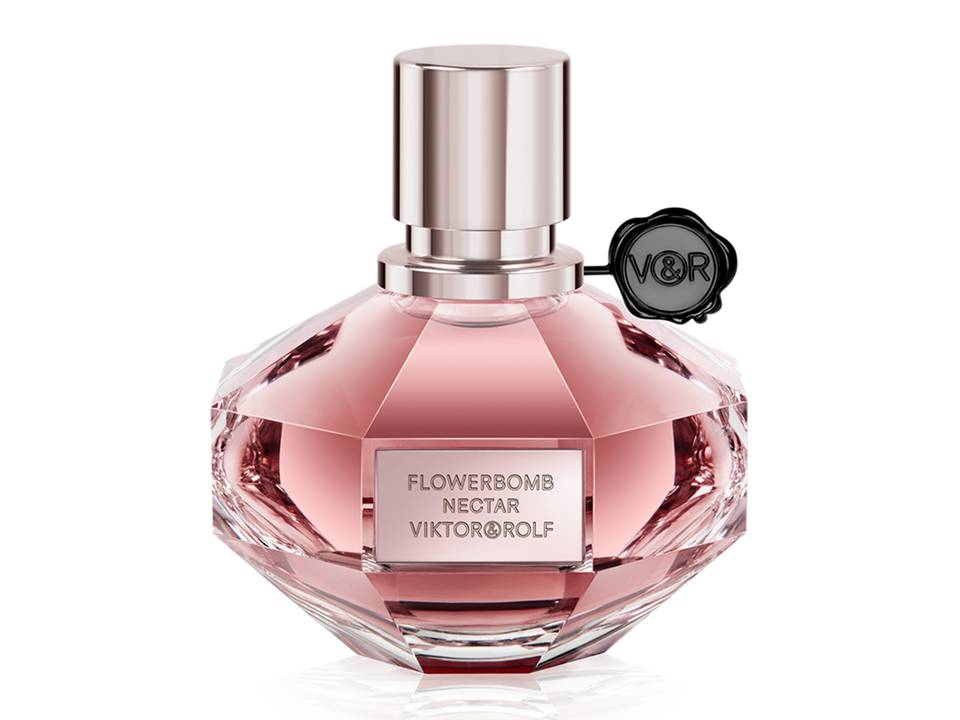 Flowerbomb NECTAR Donna by Viktor&Rolf EDP TESTER 90 ML.